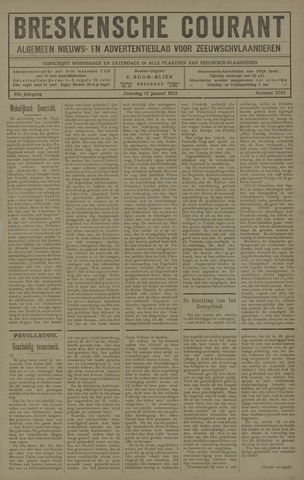 Breskensche Courant 1923-01-13