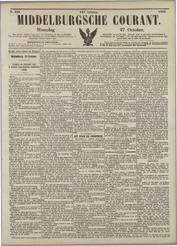 Middelburgsche Courant 1902-10-27