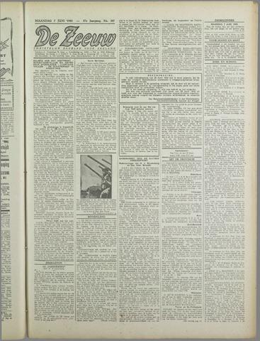 De Zeeuw. Christelijk-historisch nieuwsblad voor Zeeland 1943-06-07