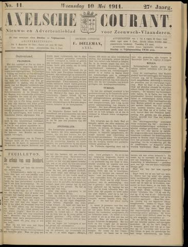 Axelsche Courant 1911-05-10