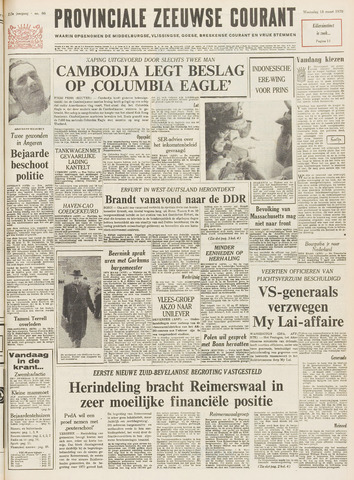 Provinciale Zeeuwse Courant 1970-03-18