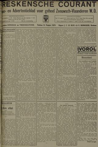 Breskensche Courant 1934-08-24