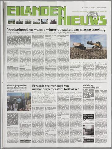 Eilanden-nieuws. Christelijk streekblad op gereformeerde grondslag 2007-05-11