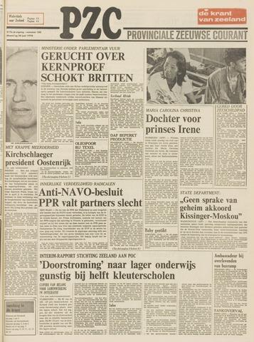 Provinciale Zeeuwse Courant 1974-06-24
