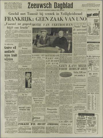 Zeeuwsch Dagblad 1961-07-29