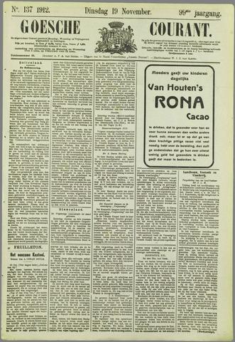 Goessche Courant 1912-11-19