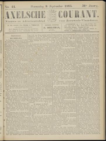 Axelsche Courant 1915-09-08