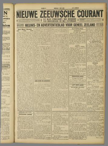 Nieuwe Zeeuwsche Courant 1928-05-08