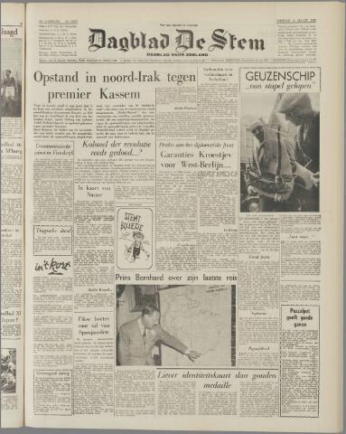 de Stem 1959-03-10