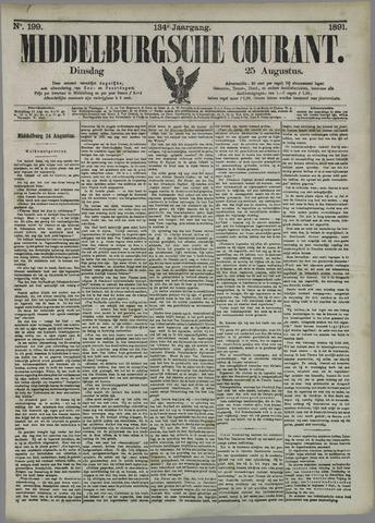 Middelburgsche Courant 1891-08-25