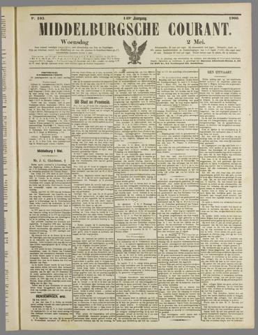 Middelburgsche Courant 1906-05-02