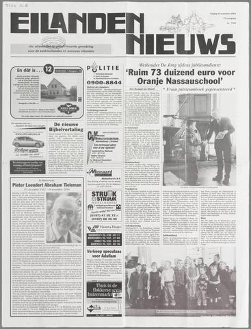 Eilanden-nieuws. Christelijk streekblad op gereformeerde grondslag 2004-11-26