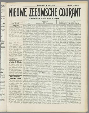 Nieuwe Zeeuwsche Courant 1906-05-10