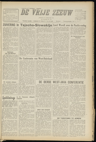 de Vrije Zeeuw 1948-02-27