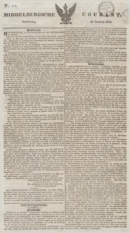 Middelburgsche Courant 1832-01-26