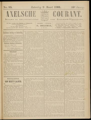 Axelsche Courant 1901-03-09