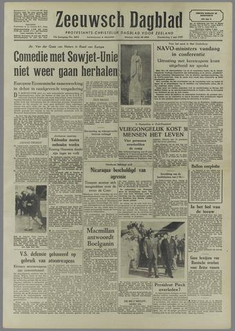 Zeeuwsch Dagblad 1957-05-02