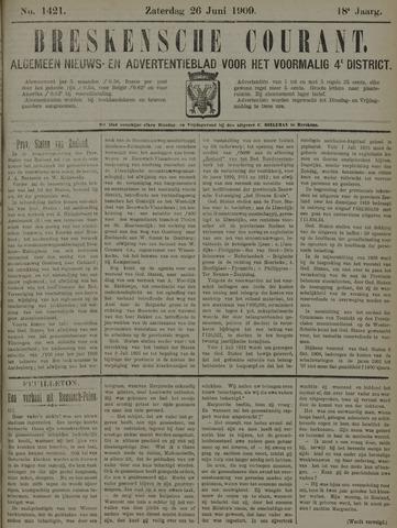 Breskensche Courant 1909-06-26