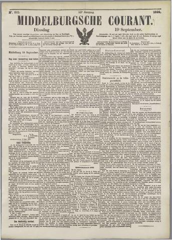 Middelburgsche Courant 1899-09-19