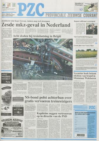 Provinciale Zeeuwse Courant 2001-03-28