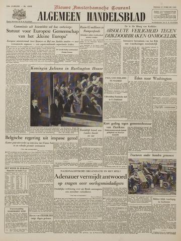 Watersnood documentatie 1953 - kranten 1953-02-27