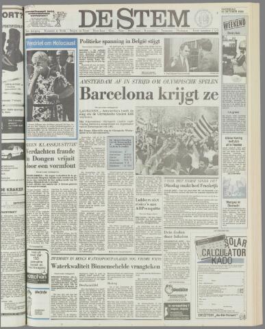 de Stem 1986-10-18