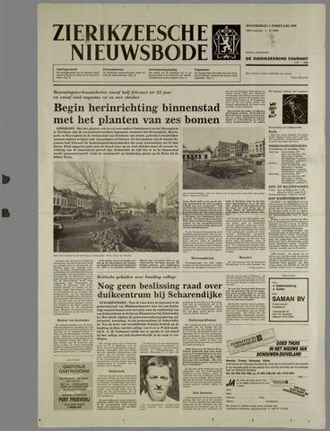 Zierikzeesche Nieuwsbode 1990-02-01
