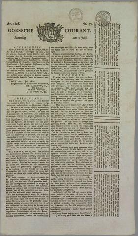 Goessche Courant 1826-07-03