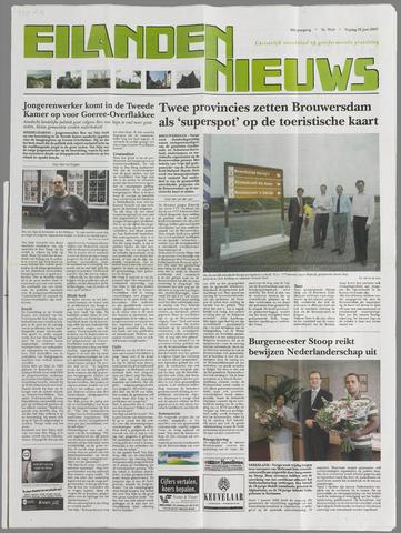 Eilanden-nieuws. Christelijk streekblad op gereformeerde grondslag 2007-06-22