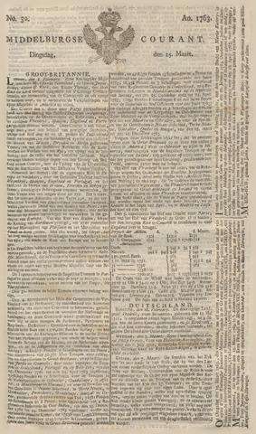Middelburgsche Courant 1763-03-15