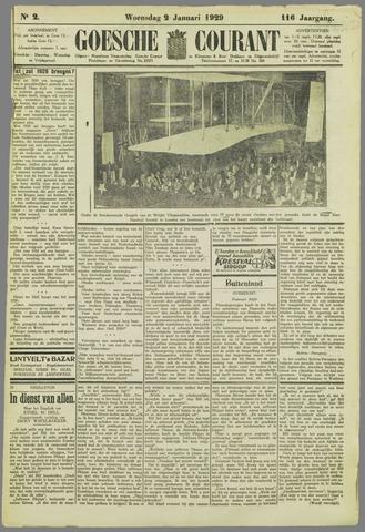 Goessche Courant 1929-01-02
