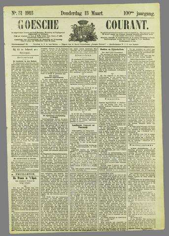 Goessche Courant 1913-03-13