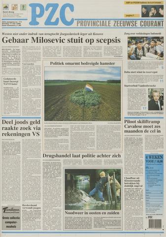 Provinciale Zeeuwse Courant 1999-05-11