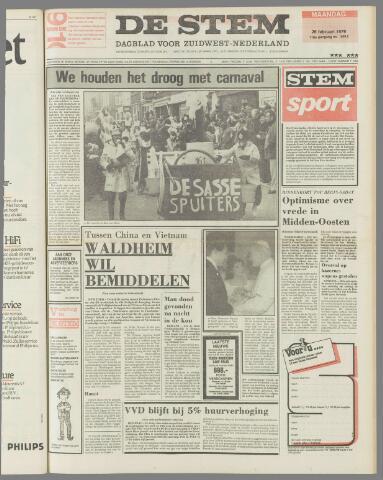 de Stem 1979-02-26