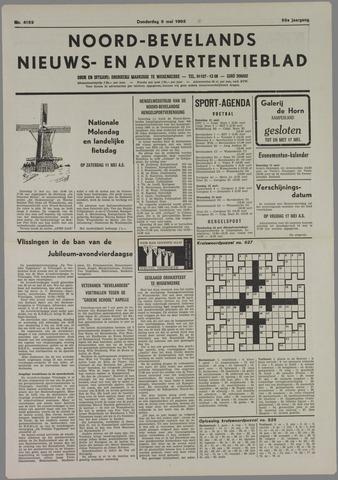 Noord-Bevelands Nieuws- en advertentieblad 1985-05-09