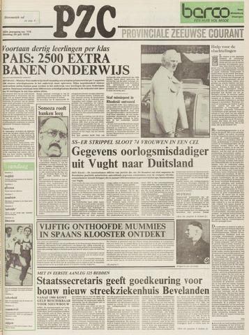 Provinciale Zeeuwse Courant 1979-07-24