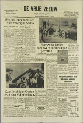de Vrije Zeeuw 1967-07-24