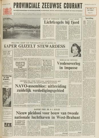 Provinciale Zeeuwse Courant 1972-11-25