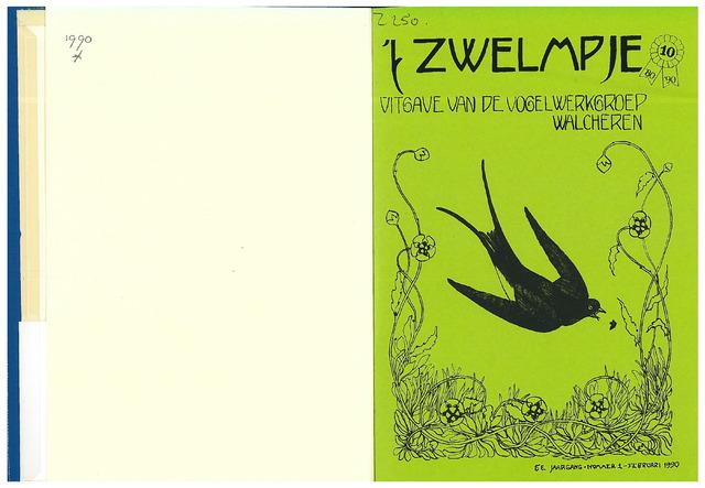't Zwelmpje 1990-02-01
