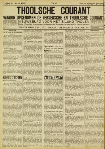Ierseksche en Thoolsche Courant 1939-03-31