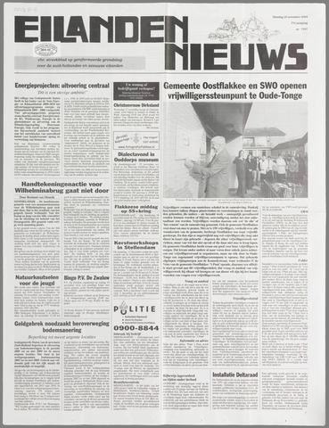 Eilanden-nieuws. Christelijk streekblad op gereformeerde grondslag 2004-11-16