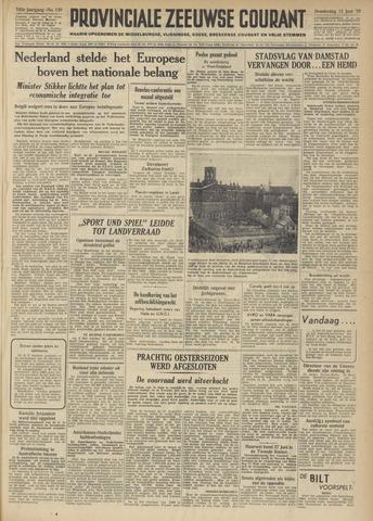 Provinciale Zeeuwse Courant 1950-06-15