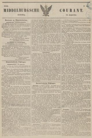 Middelburgsche Courant 1852-08-14