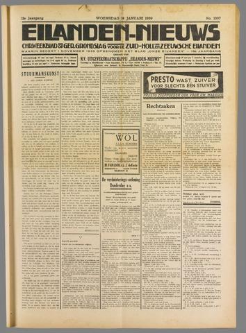 Eilanden-nieuws. Christelijk streekblad op gereformeerde grondslag 1939-01-18