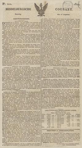 Middelburgsche Courant 1827-08-25
