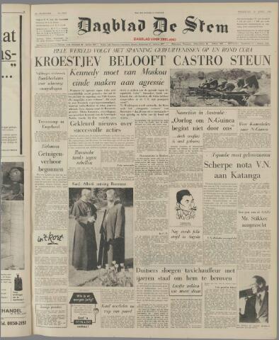 de Stem 1961-04-19