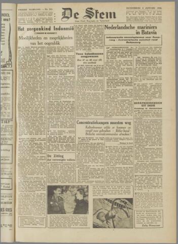 de Stem 1946-01-03