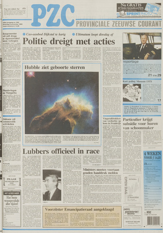 Provinciale Zeeuwse Courant 1995-11-04