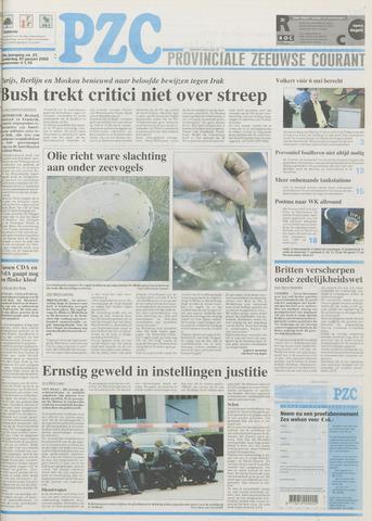 Provinciale Zeeuwse Courant 2003-01-30