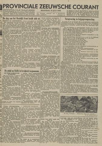Provinciale Zeeuwse Courant 1943-07-19